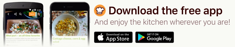 Download the Free Cookpad App!